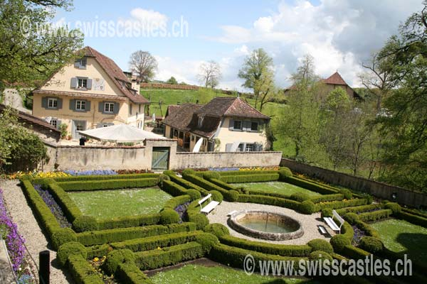 Basel Bale Schloss Wildenstein Le Chateau De Wildenstein
