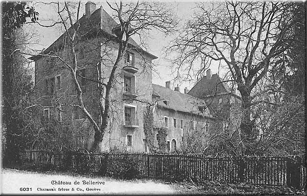 Chateau bellerive