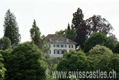 Schloesser von Zurich Waedenswil - Les chateaux du canton ...