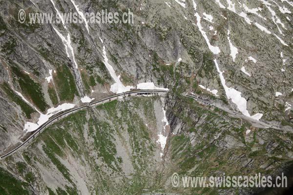 Col du Saint-Gothard - Tessin Tourisme - Ticino Turismo