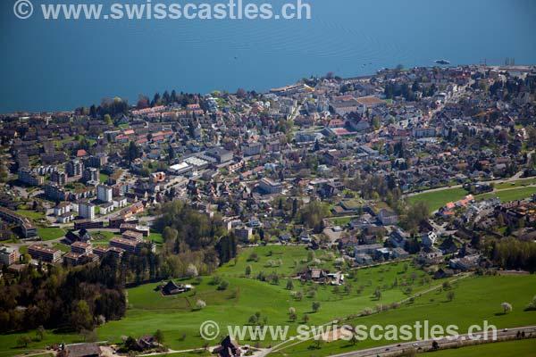 Wädenswil - Vues aeriennes - Luftfotografie - aerial ...