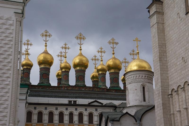 Intérieur du kremlin